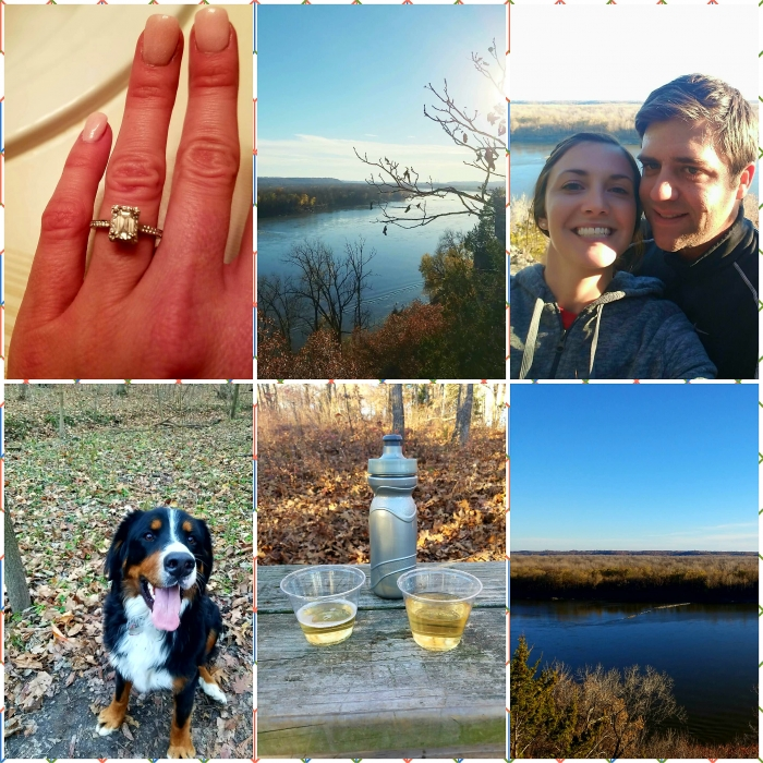 Wedding Proposal Ideas in Lewis and Clark trail, St. Charles, MO
