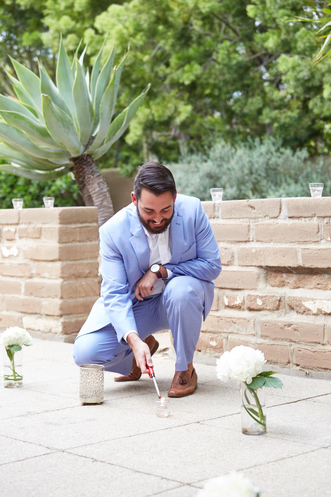 Marriage Proposal Ideas in Estancia La Jolla, San Diego, CA