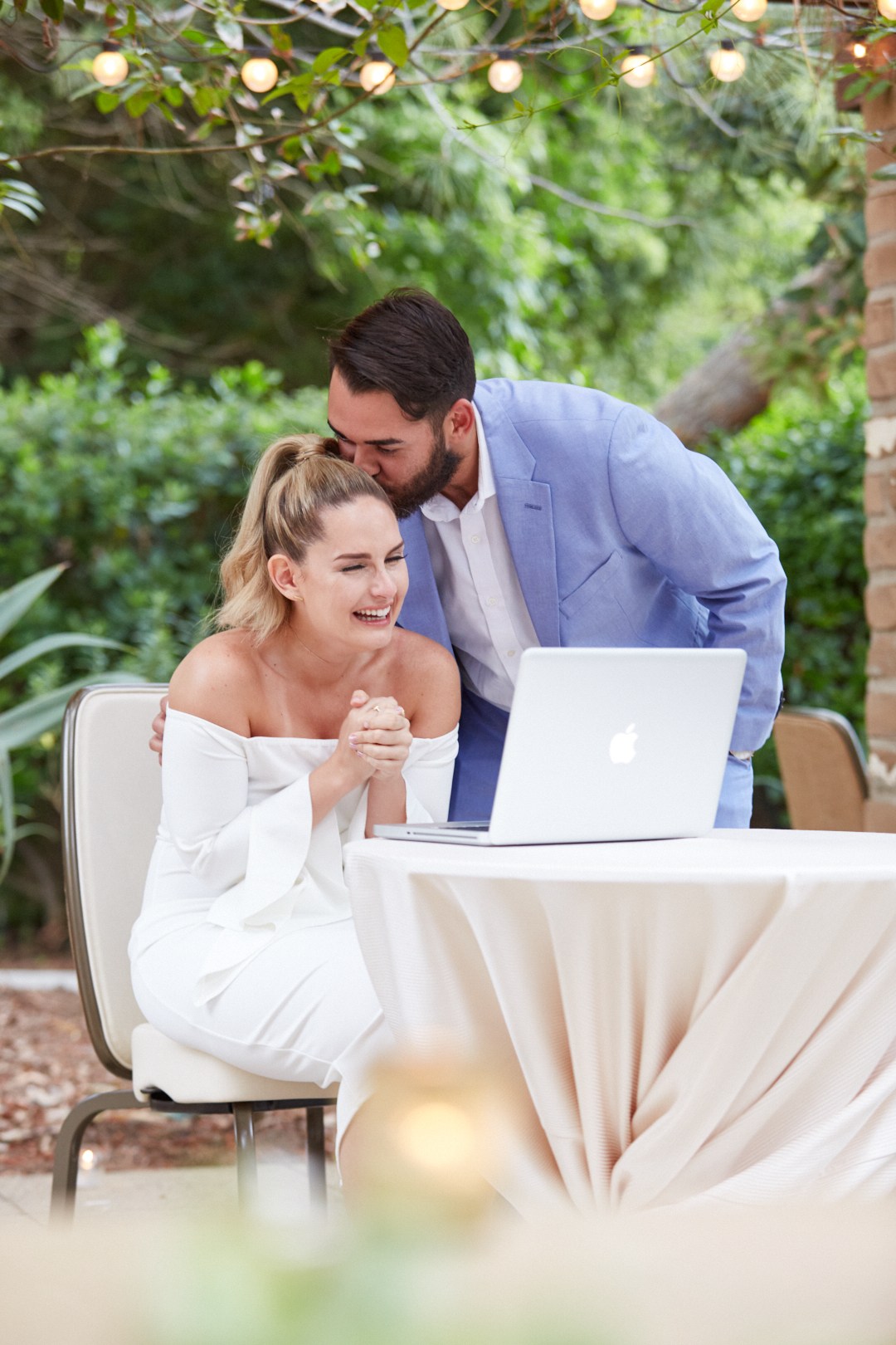 Wedding Proposal Ideas in Estancia La Jolla, San Diego, CA