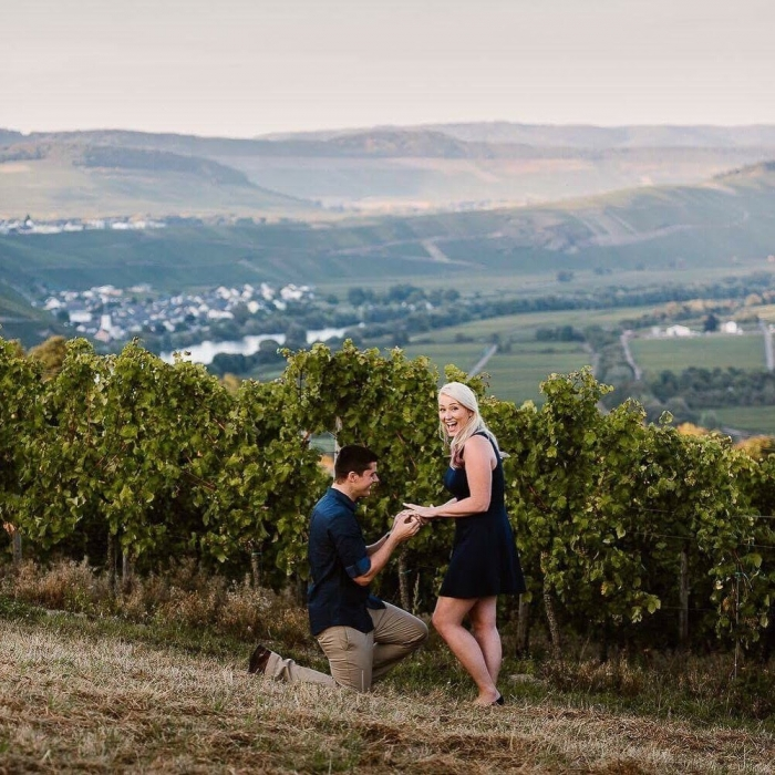 Marriage Proposal Ideas in Minheim, Germany