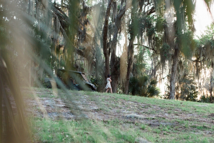 Engagement Proposal Ideas in Ryan's Family Property  (Ocklawaha River)