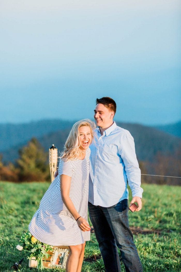 Where to Propose in Cole Mountain in Amherst, VA