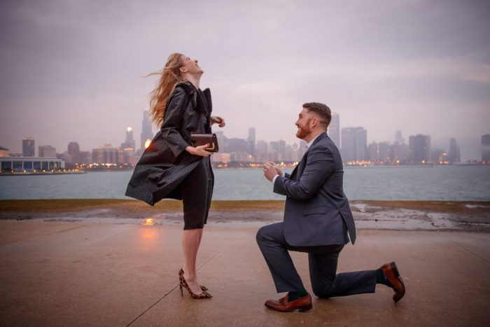 Engagement Proposal Ideas in Chicago, IL