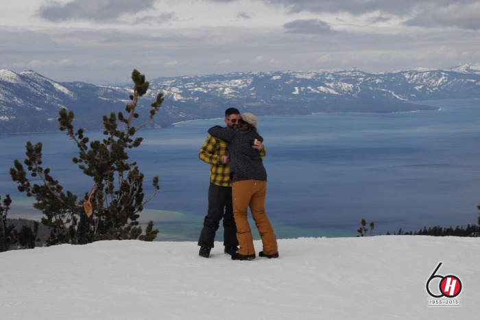 Marriage Proposal Ideas in Heavenly Mountain, Lake Tahoe CA