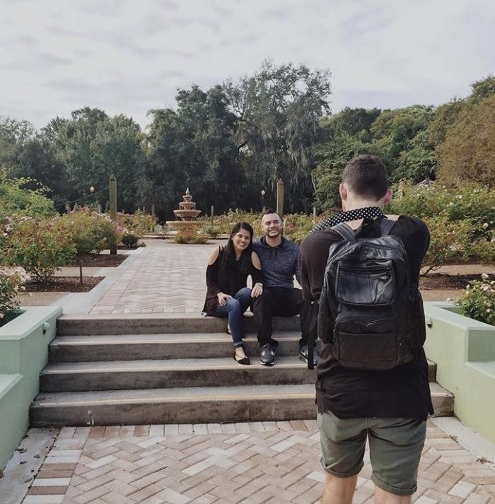 Where to Propose in Leu Gardens