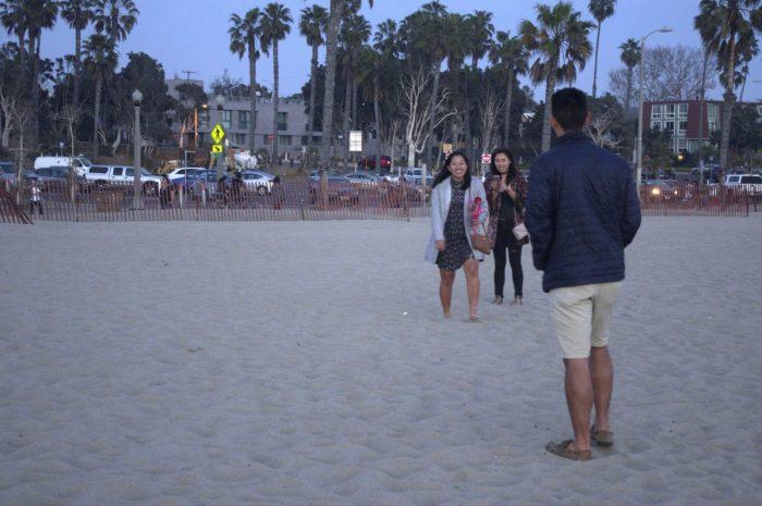 Engagement Proposal Ideas in Santa Monica Pier