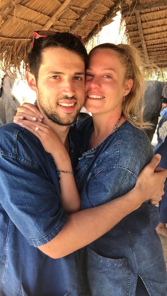 Image 1 of Jessica and Chris