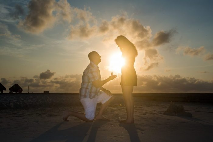 Marriage Proposal Ideas in Cancun Mexico