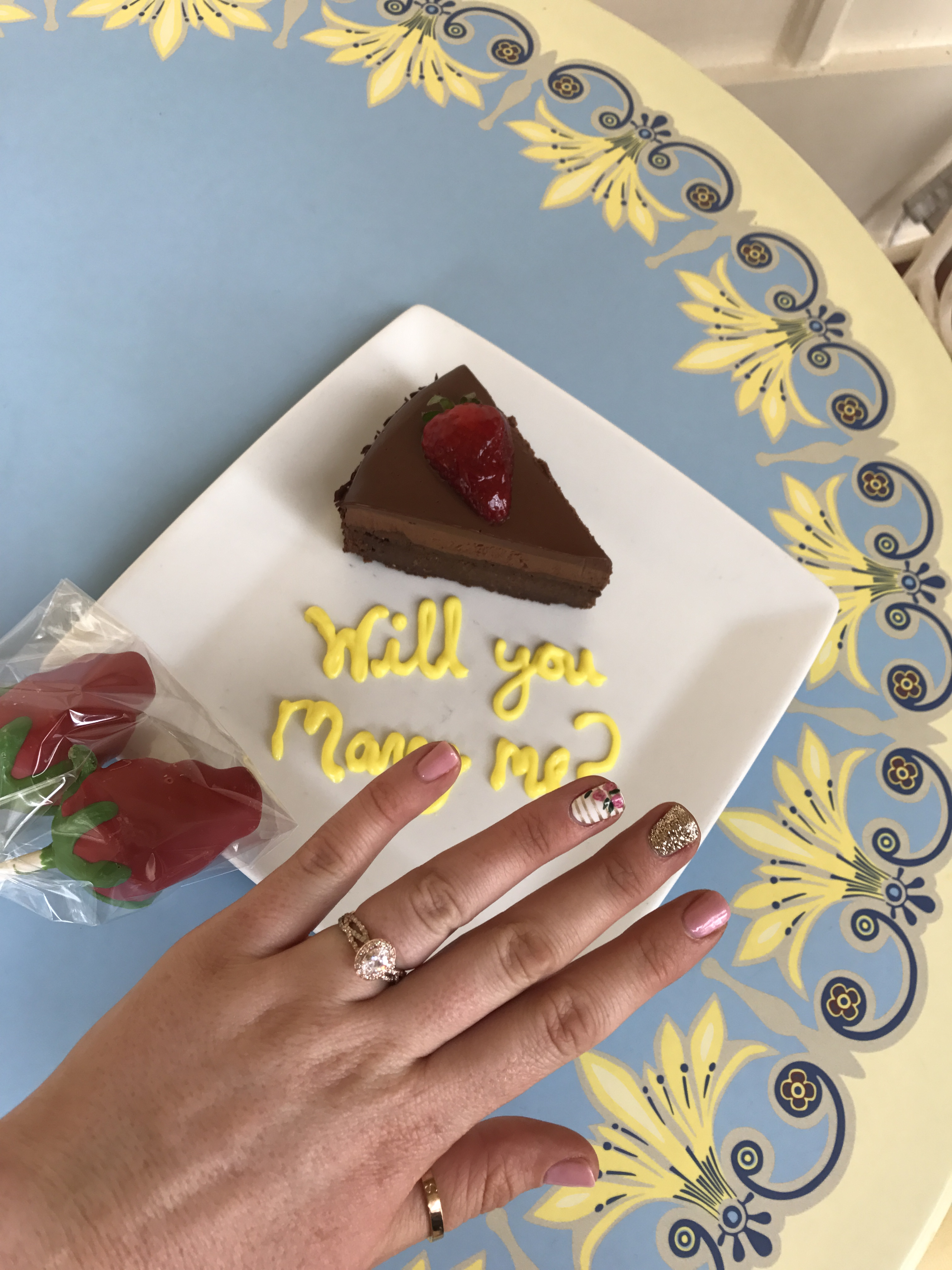 Proposal Ideas The Jolley Holliday Cafe and Bakery, Disneyland