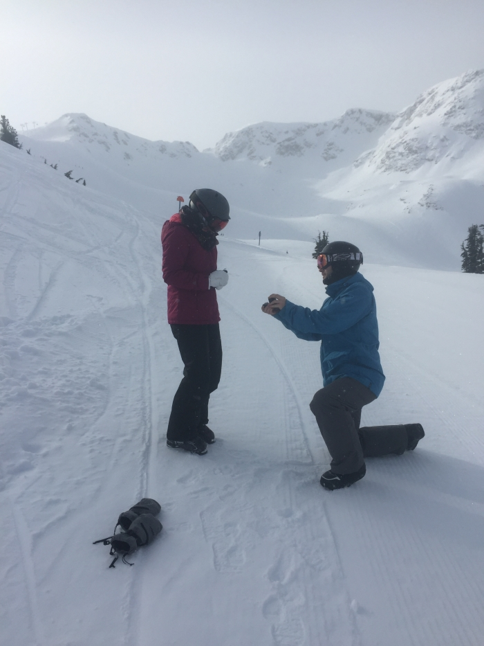 Where to Propose in Whistler, British Columbia, Canada