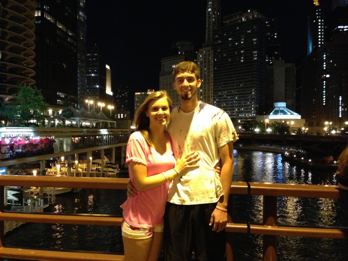 Image 1 of Julie and Jordan