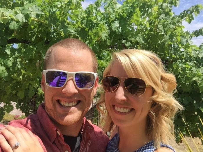 Proposal Ideas Churon Inn and Winery, Temecula, Ca