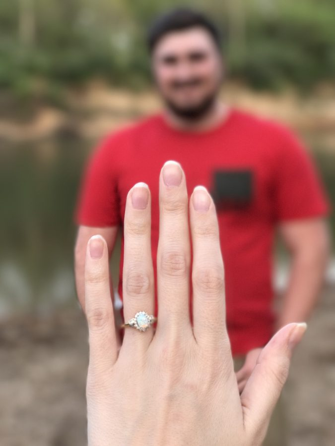 Where to Propose in Castlewood state park