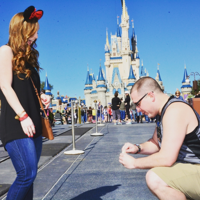 Where to Propose in Magic Kingdom at Walt Disney World