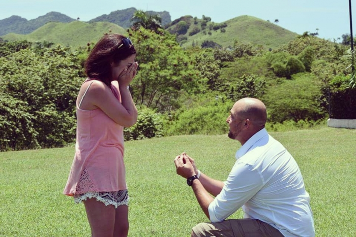 Marriage Proposal Ideas in Dominican Republic