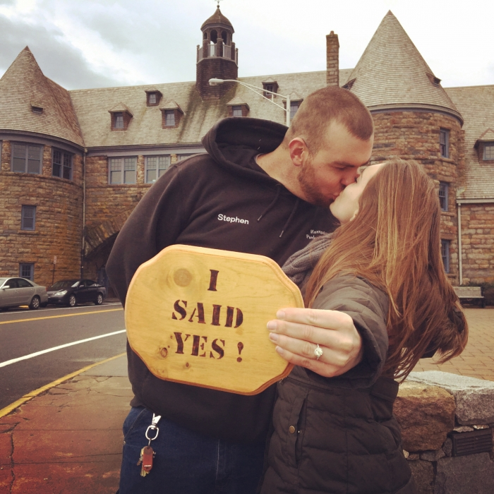 Engagement Proposal Ideas in Narragansett towers
