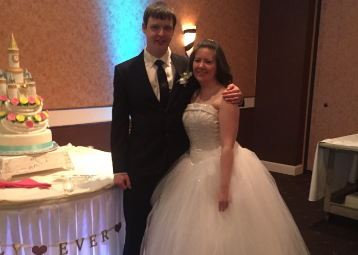 Image 1 of Travis C and Anna M