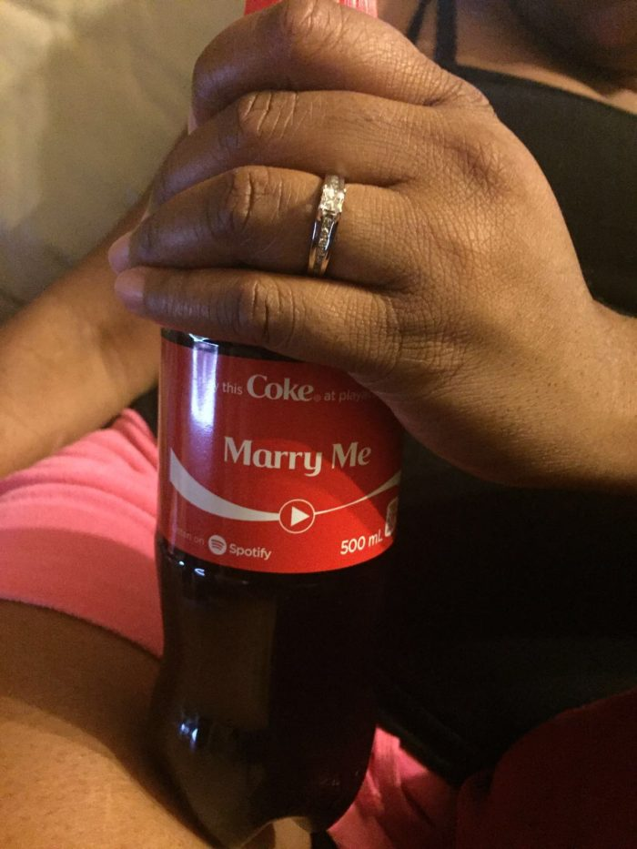 Marriage Proposal Ideas in Home her place