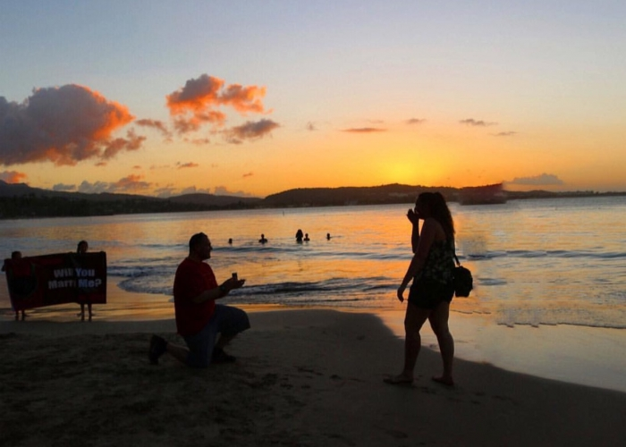 Where to Propose in Puerto Rico