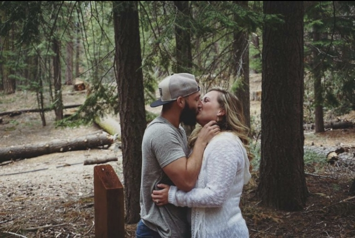 Wedding Proposal Ideas in California, The Sequoia Forest
