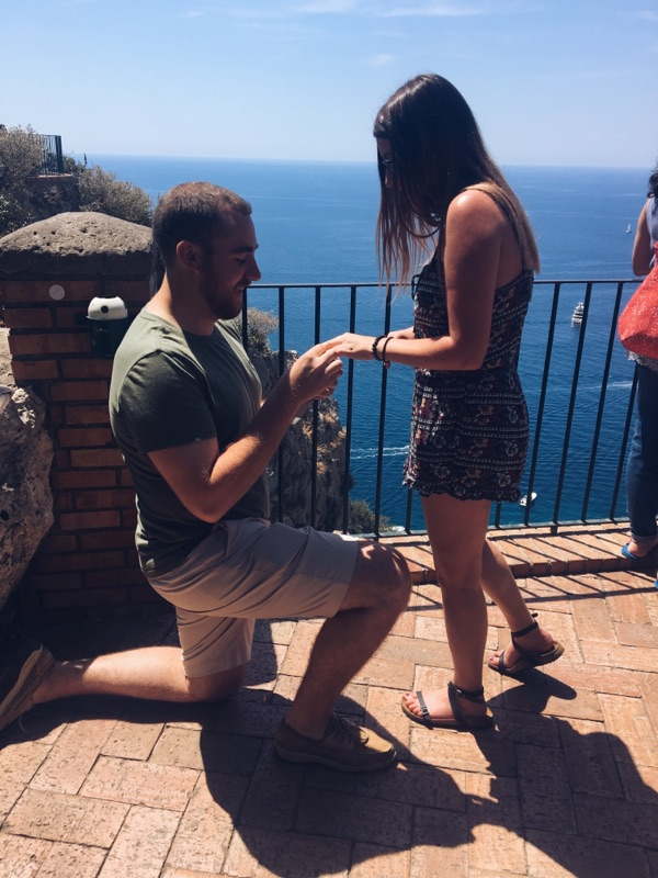 Proposal Ideas Capri, Italy