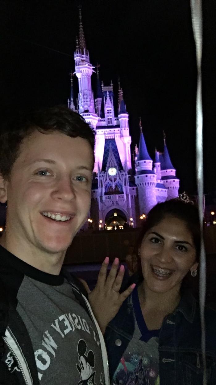 Marriage Proposal Ideas in Disney world