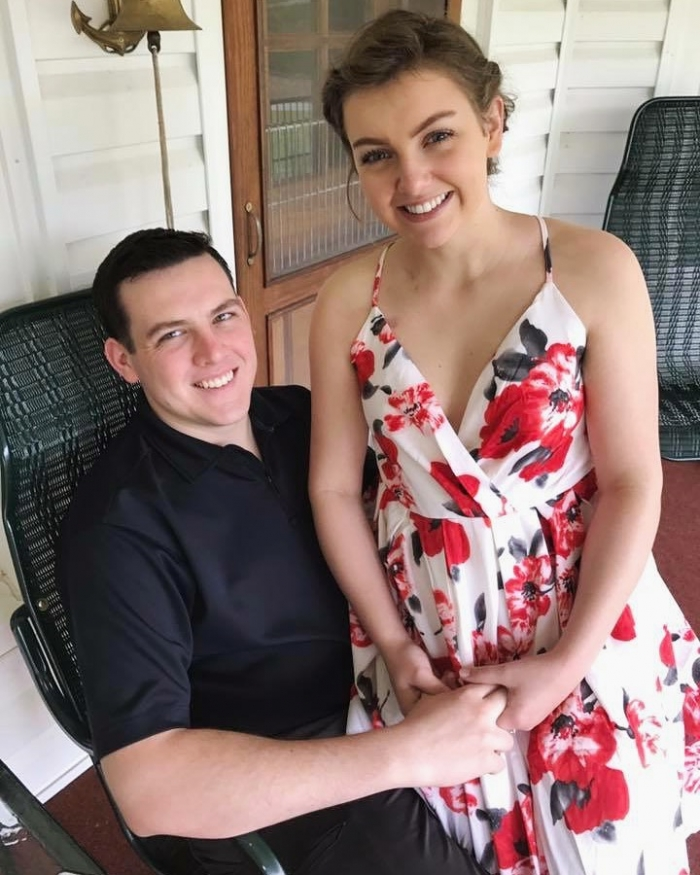 Image 1 of Sarah and Hunter