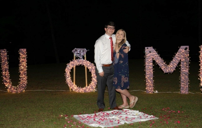 Image 1 of Ashley and Clint