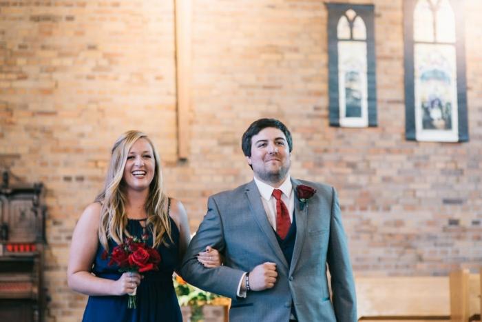 Image 1 of Abby and Nathan
