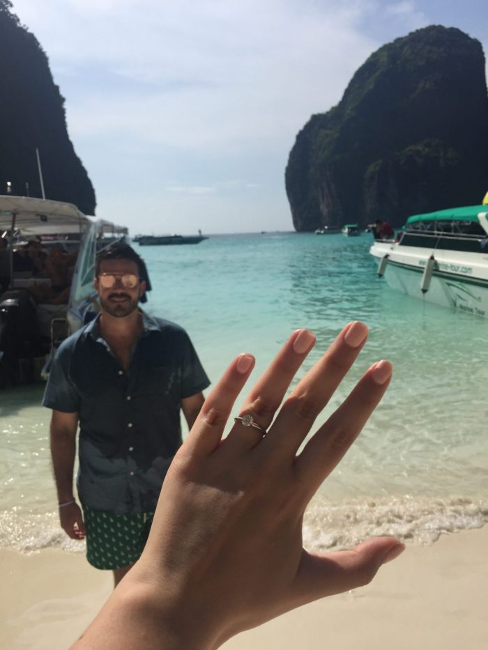 Wedding Proposal Ideas in Thailand