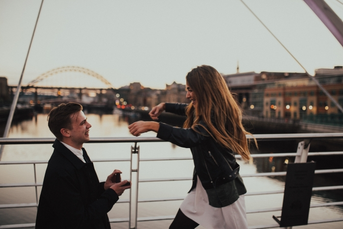 Marriage Proposal Ideas in Newcastle, UK
