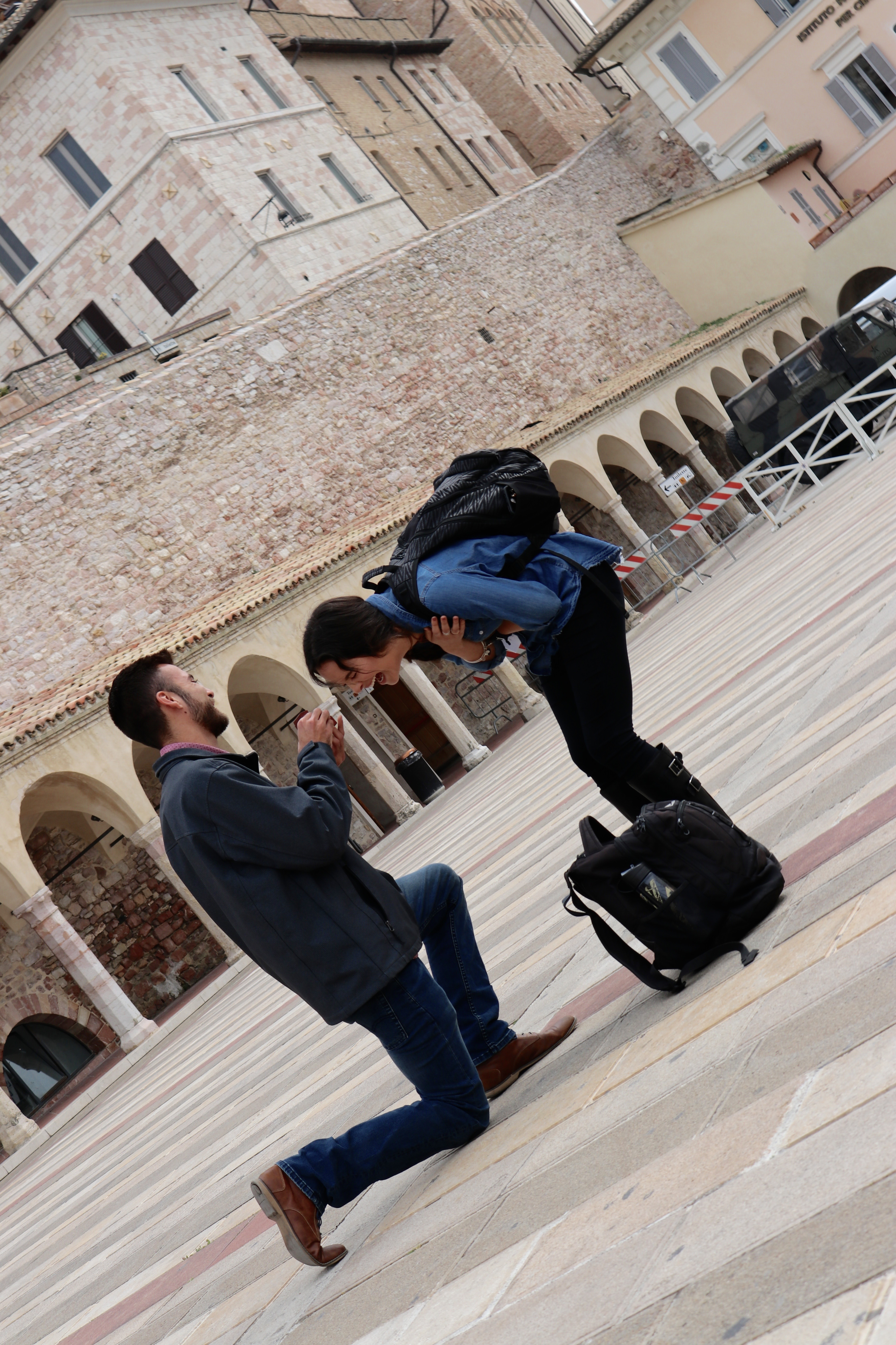 Where to Propose in Assisi, Italy