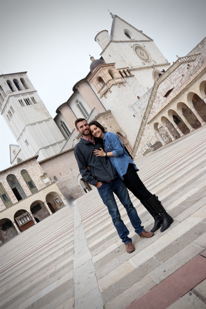 Engagement Proposal Ideas in Assisi, Italy