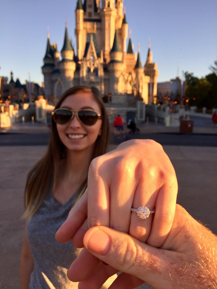 Marriage Proposal Ideas in Disney World