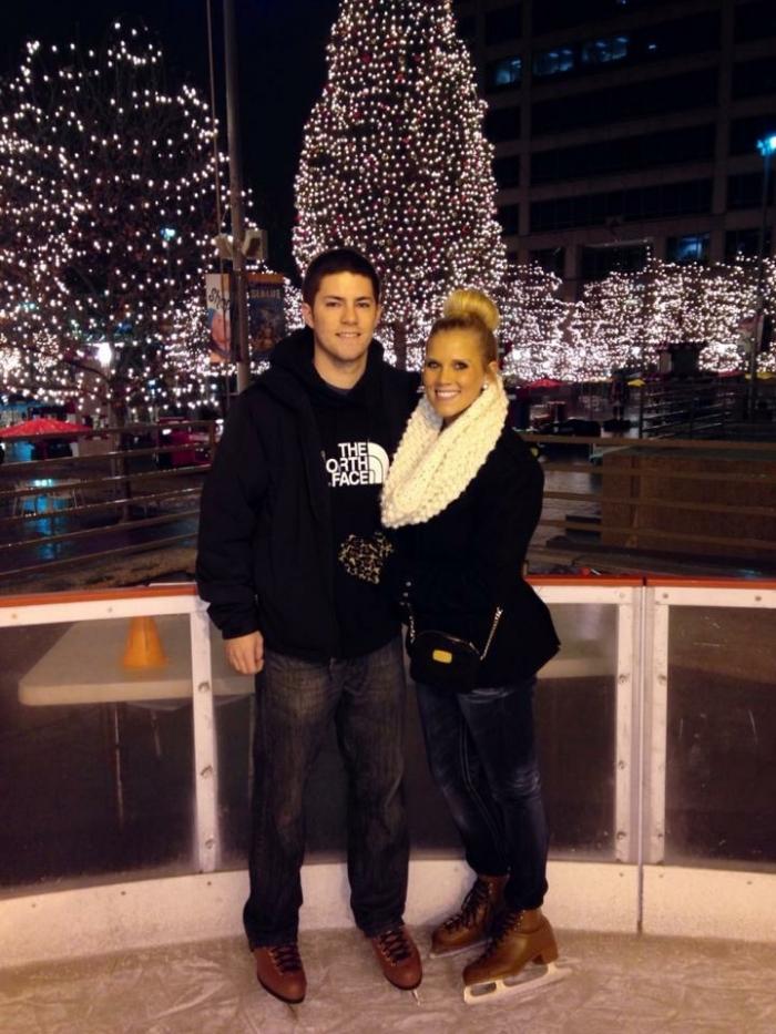 Kristen's Proposal in Crown Center - Kansas City, MO