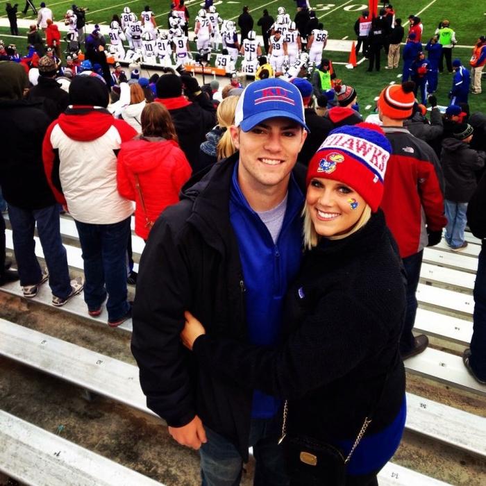 Kristen and Tyler's Engagement in Crown Center - Kansas City, MO