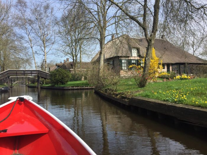 Proposal Ideas Giethoorn, The Netherlands