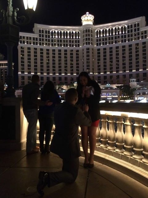 Where to Propose in Las Vegas