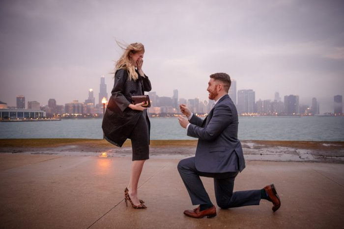 Marriage Proposal Ideas in Chicago, IL