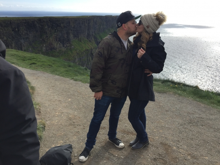 Engagement Proposal Ideas in Cliffs of Moher, Ireland