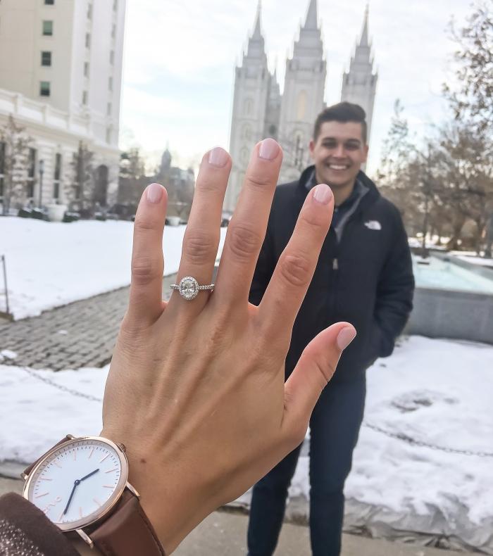 Engagement Proposal Ideas in Salt Lake City, Utah