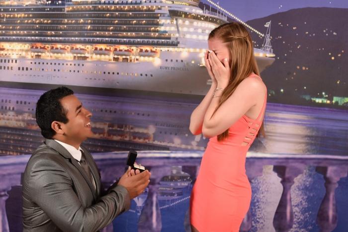 Wedding Proposal Ideas in Princess Cruise Ship