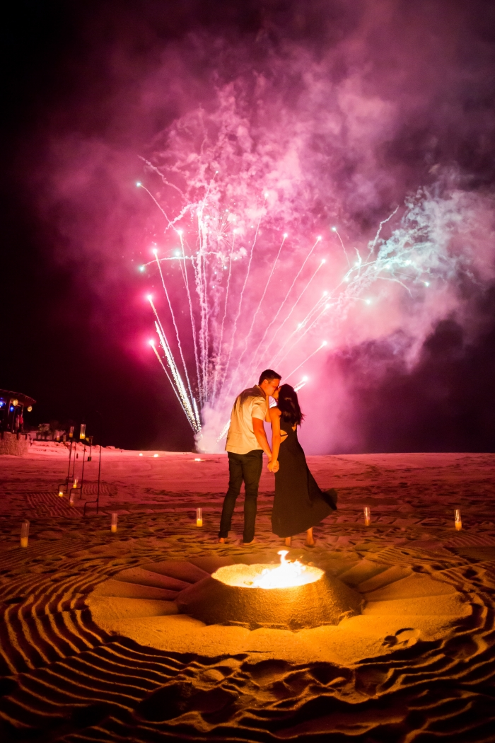 Engagement Proposal Ideas in Cabo, San Lucas at Las Ventanas Resort