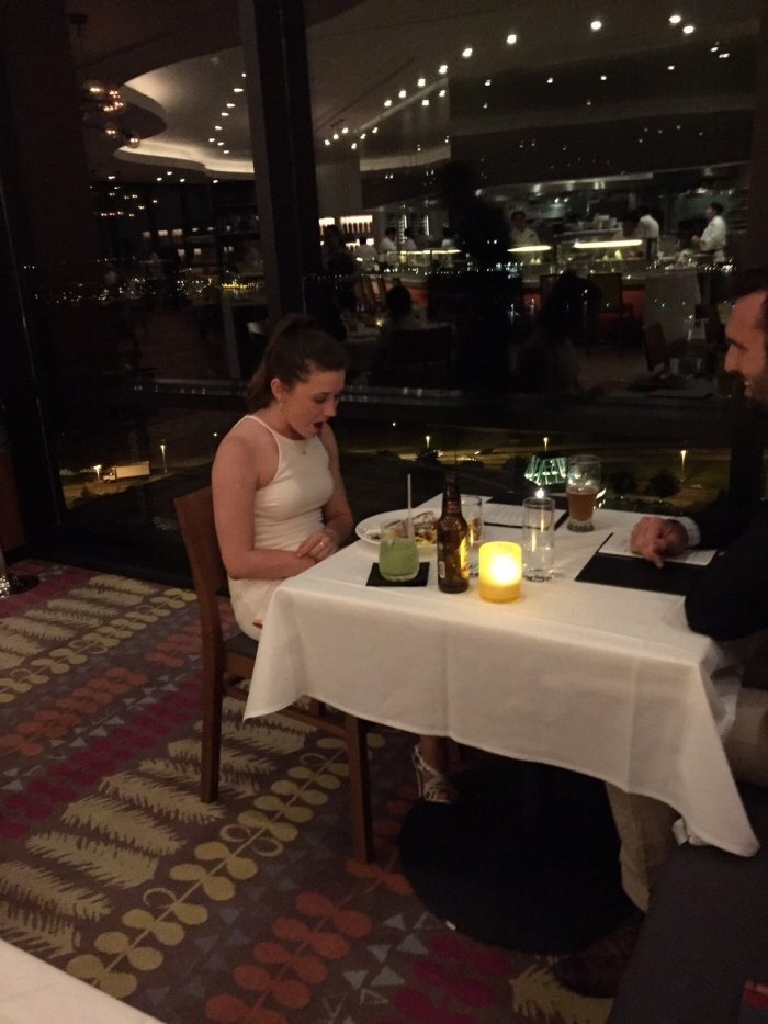 Where to Propose in The California Grill; Walt Disney World