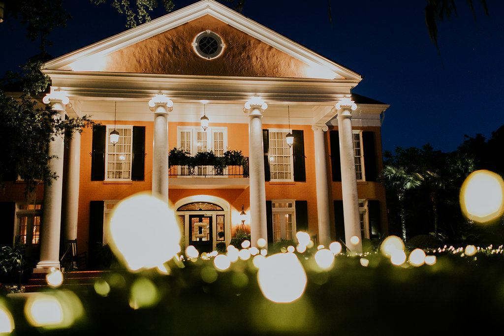 Misty and Christine's Engagement in Southern Oaks Plantation in New Orleans