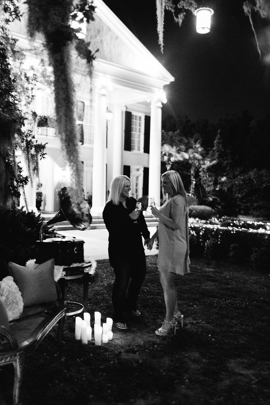 Engagement Proposal Ideas in Southern Oaks Plantation in New Orleans
