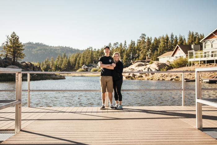 Wedding Proposal Ideas in Big Bear Lake, California
