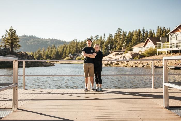 Wedding Proposal Ideas in Big Bear Lake, California
