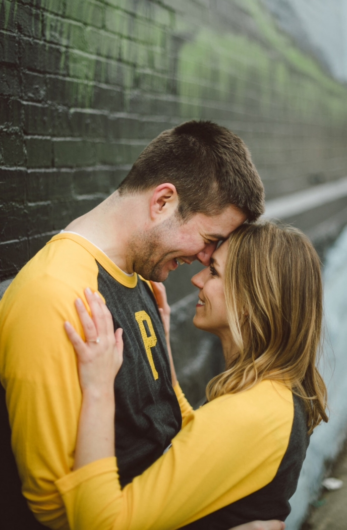 Wedding Proposal Ideas in Roberto Clemente Bridge - Pittsburgh, PA