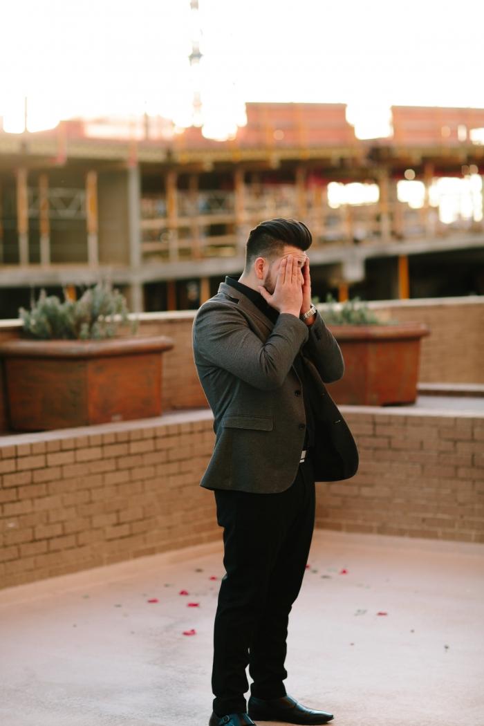 Engagement Proposal Ideas in Fairmont Hotel. Dallas, TX